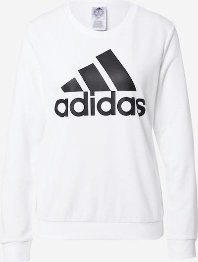 ADIDAS PERFORMANCE Športna majica | črna / bela barva, Prikaz izdelka