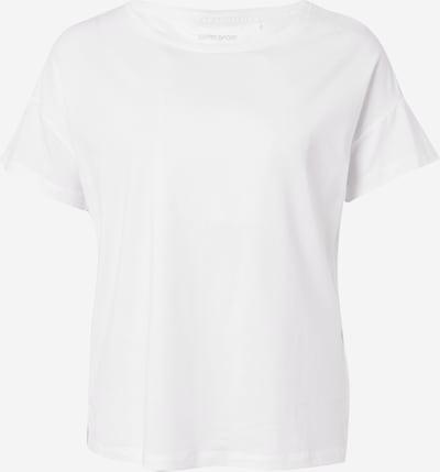 ESPRIT SPORT T-Shirt in orange / weiß, Produktansicht