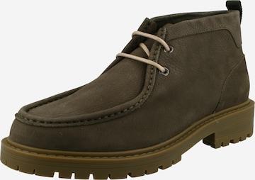 Garment Project Boots 'Jaz' in Grau