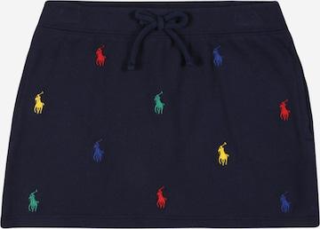 Polo Ralph Lauren Kjol i blå