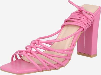 BEBO Sandale 'EMELINE' in hellpink, Produktansicht