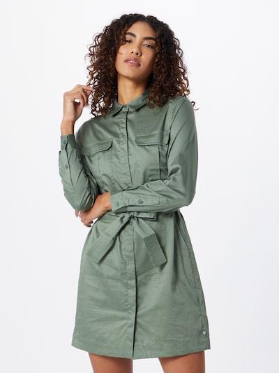 Pepe Jeans Kleid 'CARLOTTY' in grün, Modelansicht