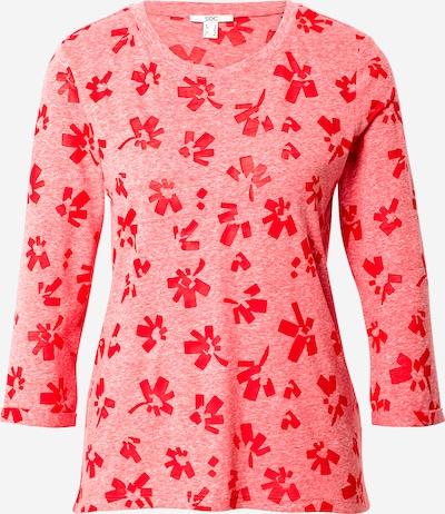 Marškinėliai 'Brurnout' iš EDC BY ESPRIT , spalva - raudona / margai raudona, Prekių apžvalga
