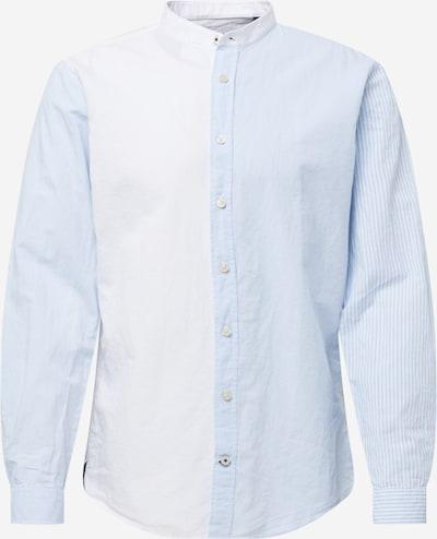 JOOP! Jeans Košulja 'Hed' u svijetloplava / bijela, Pregled proizvoda