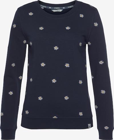 Tom Tailor Polo Team Sweatshirt 'Daisy' in navy, Produktansicht