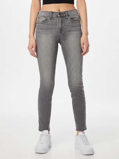 GAP Jeans in de kleur Grey denim, Modelweergave