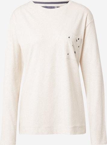 TRIUMPH Nattskjorte i beige