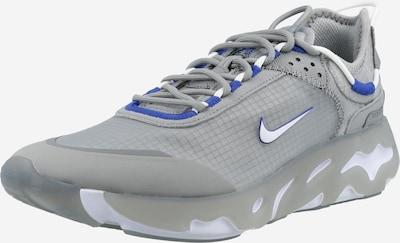 Nike Sportswear Niske tenisice 'React Live' u siva / bijela, Pregled proizvoda