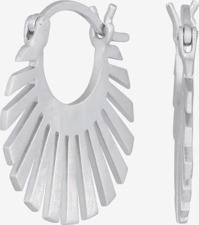Nordahl Jewellery Boucles d'oreilles 'Sun52' en argent, Vue avec produit