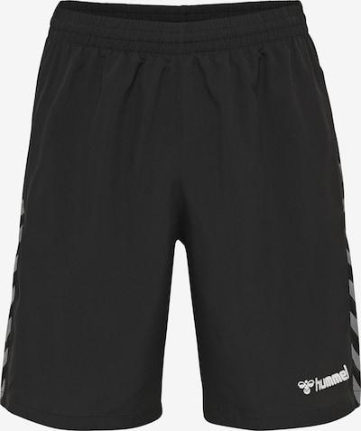 Hummel Shorts in schwarz, Produktansicht