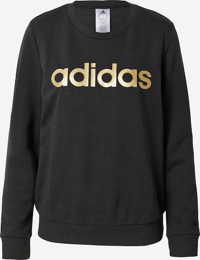 ADIDAS PERFORMANCE Camiseta deportiva en oro / negro, Vista del producto