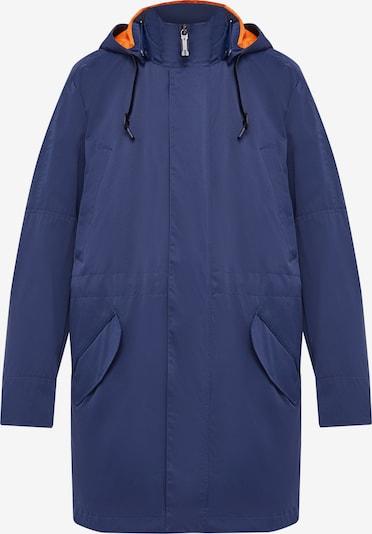 Finn Flare Functionele jas in de kleur Donkerblauw, Productweergave