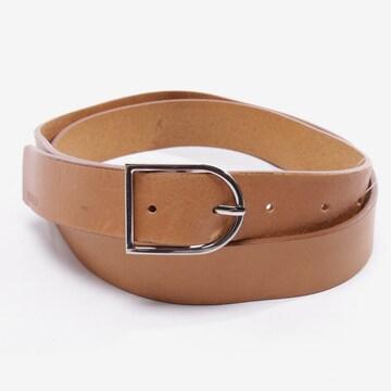 HUGO BOSS Belt in XL in Brown