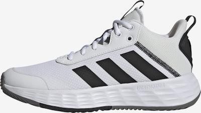ADIDAS PERFORMANCE Sportschoen 'Ownthegame' in de kleur Zwart / Wit, Productweergave