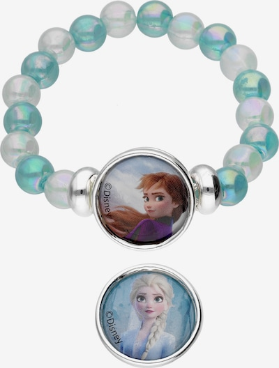 Six Bijou 'Frozen' en mélange de couleurs, Vue avec produit