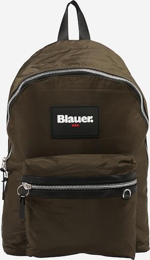 Rucsac 'NEVADA' Blauer.USA pe kaki / negru / alb, Vizualizare produs