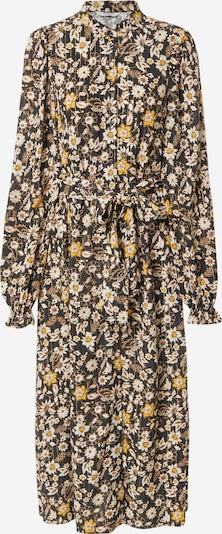 b.young Kleid 'FIONNA' in hellbraun / mischfarben / schwarz / weiß, Produktansicht