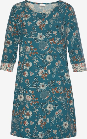 LASCANA Abendkleid in blau, Produktansicht