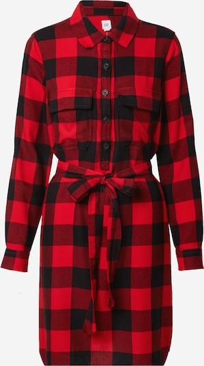 GAP Kleid in rot / schwarz, Produktansicht