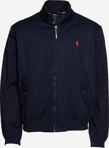 Polo Ralph Lauren Between-season jacket 'Baracuda' in Blue