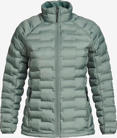 PEAK PERFORMANCE Winter Jacket 'Argon' in Turquoise, Item view