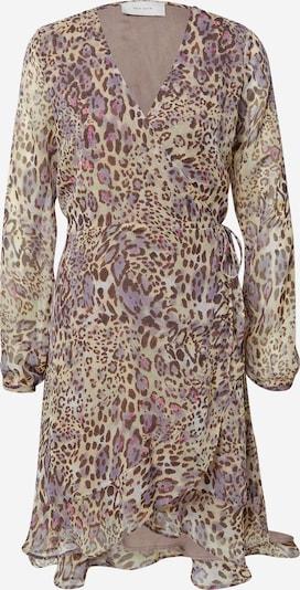 Neo Noir Robe 'Anna' en beige / marron / violet, Vue avec produit