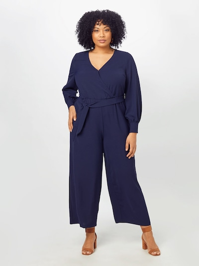 Salopeta 'Jella' ABOUT YOU Curvy pe navy, Vizualizare model
