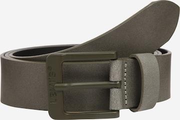 LEVI'S Belt 'FREE METAL' in Green