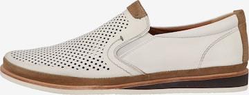 Chaussons Marc Shoes en blanc