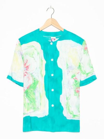 Yessica Blumenbluse in XXL in mischfarben, Produktansicht