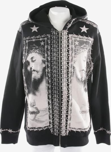 Givenchy Sweatjacke in M in schwarz / weiß, Produktansicht