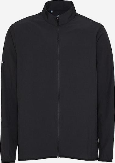 Geacă sport adidas Golf pe negru, Vizualizare produs