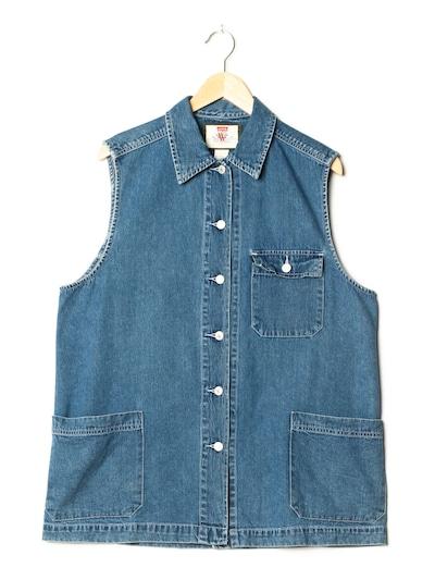 LEVI'S Jeansweste in XL in blue denim, Produktansicht