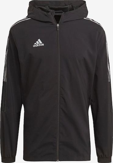 ADIDAS PERFORMANCE Jacke in schwarz / weiß, Produktansicht