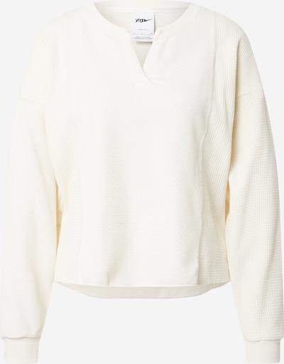 NIKE Athletic Sweatshirt in White, Item view