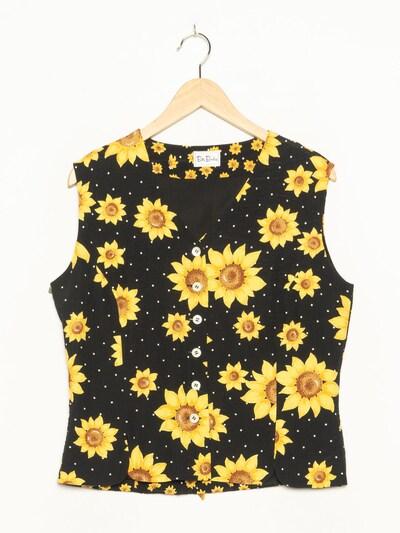 Betty Barclay Blumenbluse in M in schwarz, Produktansicht