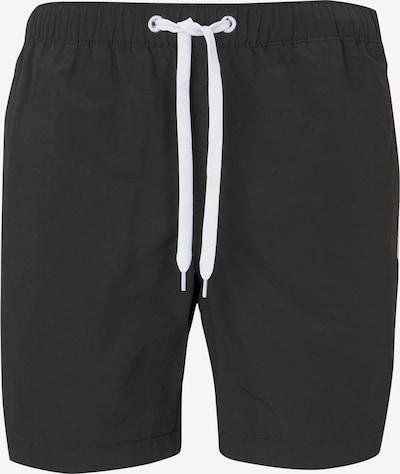 TOM TAILOR Zwemshorts in de kleur Zwart, Productweergave