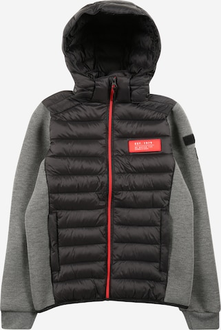 Brunotti Kids Outdoor jacket in Black