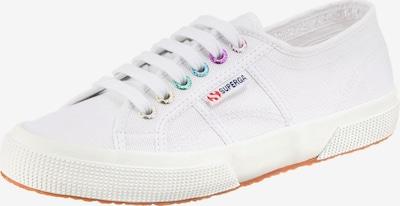 SUPERGA Zemie brīvā laika apavi '2750 Cotw Coleyelets' jauktu krāsu / balts, Preces skats