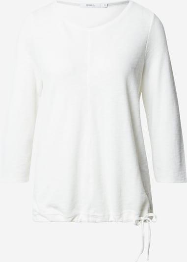 CECIL T-shirt i vit, Produktvy