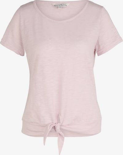 Rupert and Buckley T-shirt 'Swift Jersey' in rosé, Produktansicht
