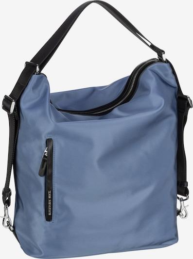 MANDARINA DUCK Tasche in blau / schwarz, Produktansicht