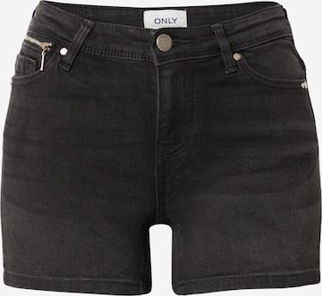 ONLY Jeans 'ISA' i svart