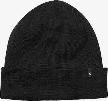 Nixon Müts 'District', värv must