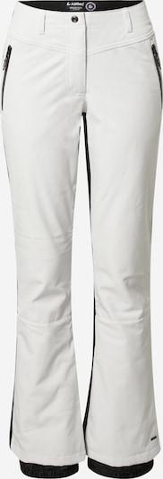 KILLTEC Sporthose 'Jilia' in schwarz / weiß, Produktansicht