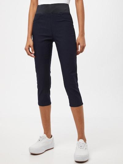 Freequent Pantalon 'SHANTAL' en bleu foncé: Vue de face