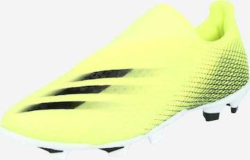 ADIDAS PERFORMANCE Soccer Cleats 'X Ghosted.3' in Yellow