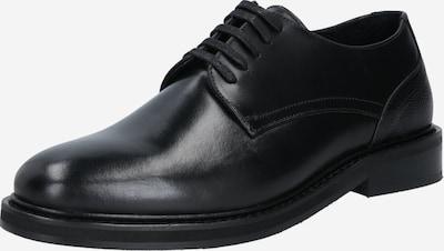 Shoe The Bear Buty sznurowane 'TRENT' w kolorze czarnym, Podgląd produktu