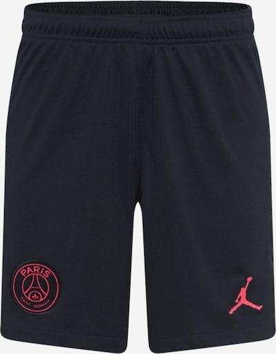 Jordan Pantalón deportivo 'Paris Saint-Germain Stadium Fourth' en rosa claro / negro, Vista del producto