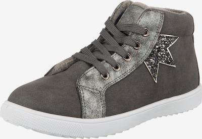 Happy Bee Sneaker in grau / silbergrau, Produktansicht